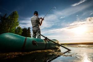 Рыбаку
