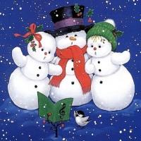 Снеговики>