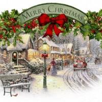 Обзор одежды и аксессуаров с символикой Merry Christmas>