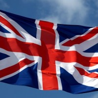 Британский флаг/Флаг Англии>