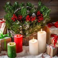 Подборка одежды и аксессуаров на Рождество в подарок>
