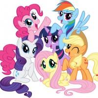 Одежда и аксессуары c принтами My Little Pony>