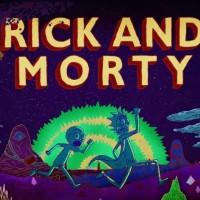 Одежда и аксессуары с изображениями Рик и Морти>