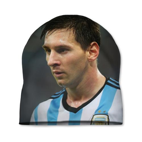 Шапка 3D Leo Messi