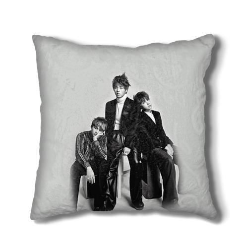 Подушка 3D К-поп группа bts 3
