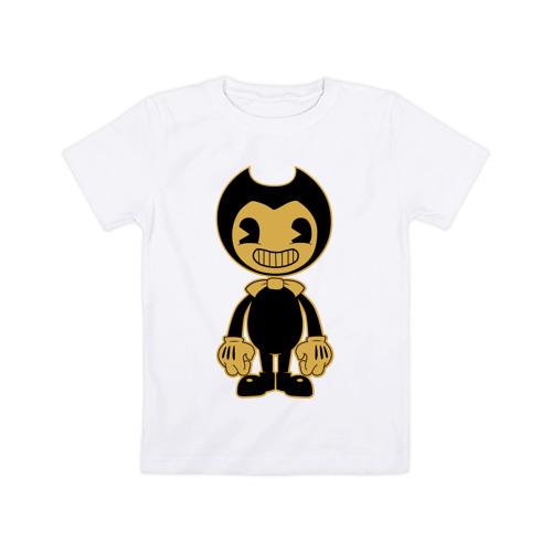 Детская футболка хлопок Bendy