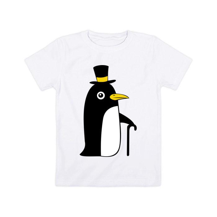 фото пингвин в шляпе общем кушала