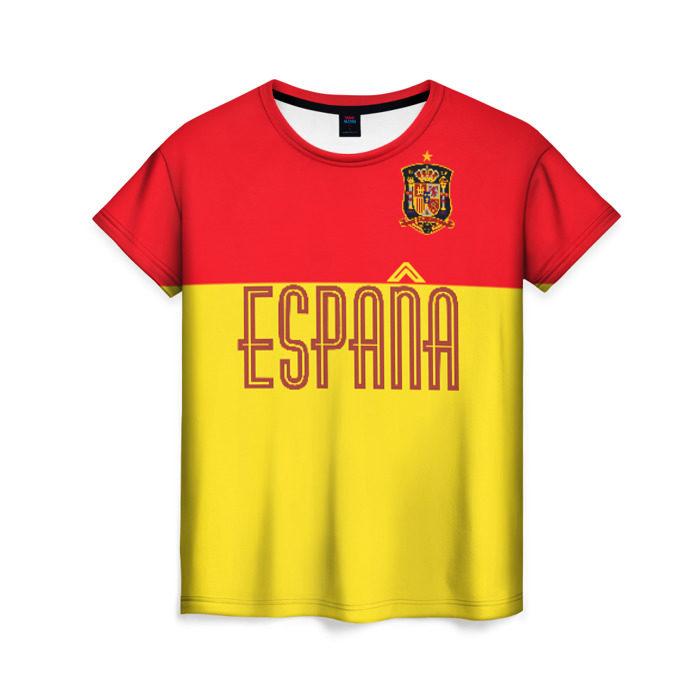 Каталог вещей сборной испании по футболу