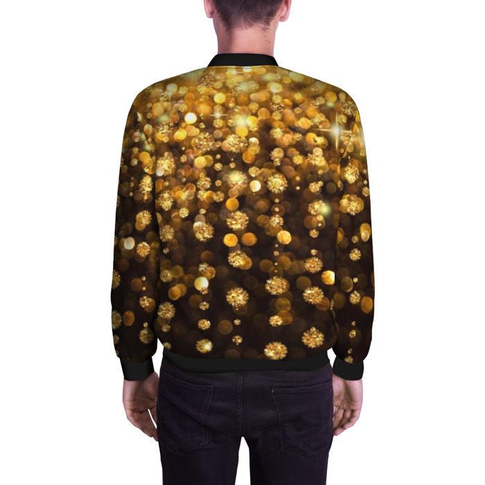 Золотой дождь на одежду фото
