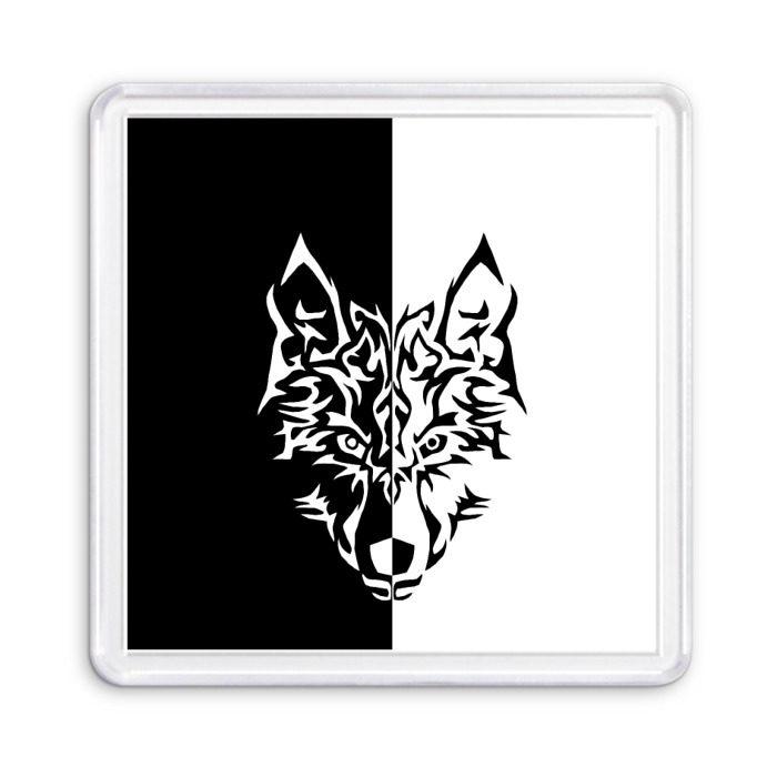 Двуликий волк картинка
