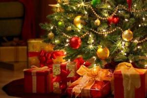 Обзор подарков на Новый год