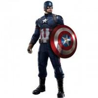 Обзор одежды и аксессуаров с изображениями Капитан Америка>