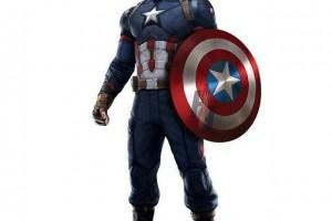 Обзор одежды и аксессуаров с изображениями Капитан Америка