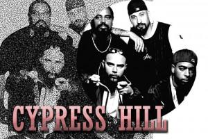 Одежда и аксессуары с символикой Cypress Hill