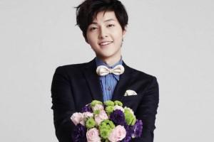 Одежда и аксессуары с изображениями Song Joong-ki