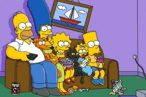 Одежда и аксессуары с символикой Симпсоны