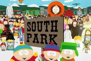 Одежда и аксессуары с символикой Южный парк
