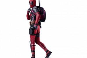 Подборка одежды и аксессуаров с изображениями Deadpool