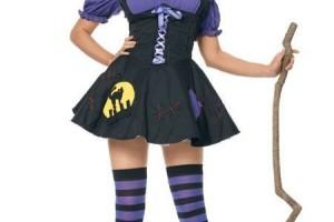 Одежда и аксессуары для образа волшебницы на Хэллоуин