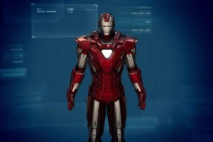 Одежда и аксессуары c изображениями Iron Man