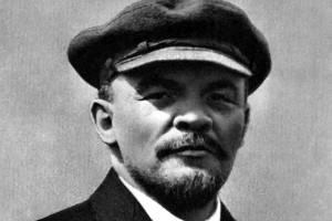 Подборка одежды и аксессуаров с изображениями Ленина