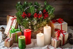 Подборка одежды и аксессуаров на Рождество в подарок