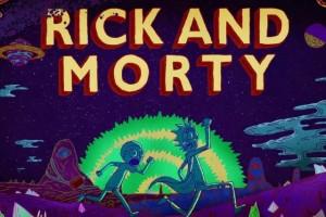 Одежда и аксессуары с изображениями Рик и Морти