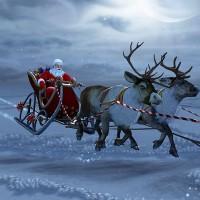 Одежда и аксессуары с изображениями Санта Клауса>