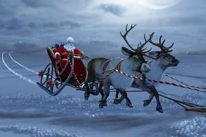 Одежда и аксессуары с изображениями Санта Клауса