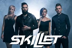 Одежда и аксессуары с символикой Skillet