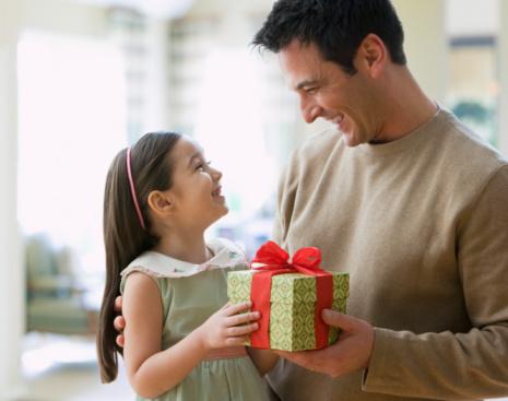 Подарок для мамы и папы на новый год своими руками